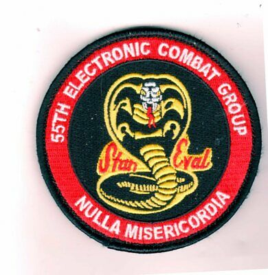 STAN//EVAL EDWARDS AFB TEST ORIGINAL PATCH USAF 412th OPERATIONS GROUP