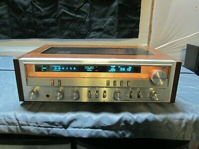 Pioneer Sx-3700 Am / Fm Stereo Receiver Excellent Working Condition