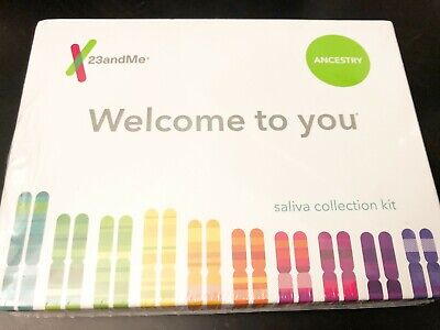 23andMe Genetic Ancestry Test; Brand New; Wrapping in tact
