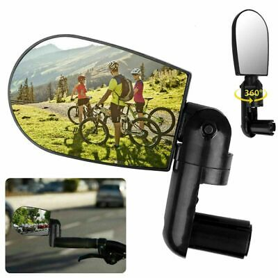 Rotatable Handlebar Rearview Mirror for Cycling Bike Bicycle Rear View Mirror