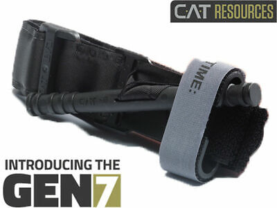 CAT GEN 7 Combat Application Tourniquet (C-A-T) IFAK EMT Trauma Black Tactical