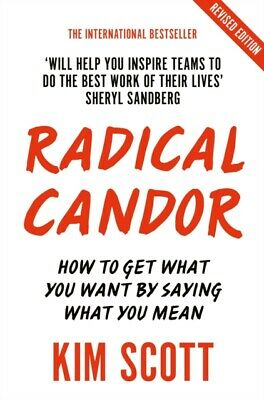 Kim Scott (Author) - Radical Candor