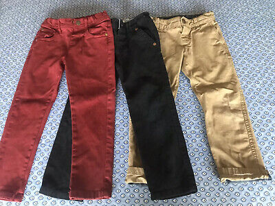 Bundle Boys Marks And Spencer M&S Trousers Age 4-5
