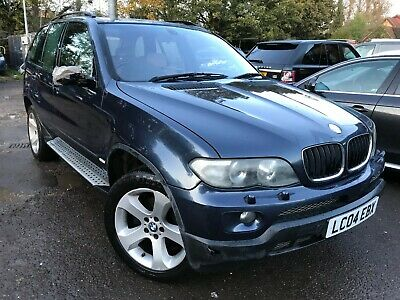 2004 Bmw X5 3.0 Sport - 16 Stamps, Nav, 1 Owner, Leather, Heated Seats, Sat Nav