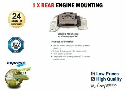 Engine Mounting Gearbox Mount Left for FORD FOCUS 1.6 2.0 CHOICE2//2 08-on TDCi