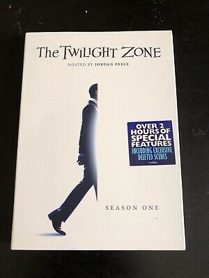 The Twlight Zone Season 1 Dvd New And Sealed