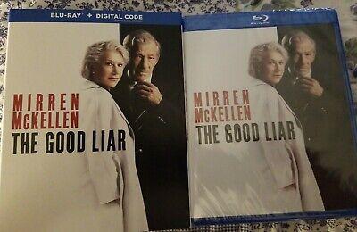 The Good Liar Blu Ray 2019 No Digital