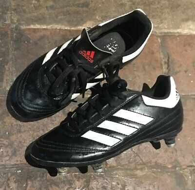 Adidas Rugby Football Boots Junior Size 13