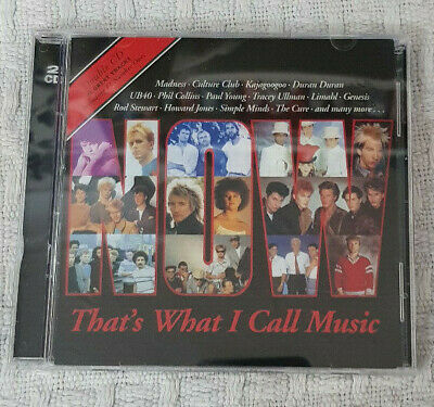 New (Not sealed)  NOW That's What I Call Music! 1 2CD
