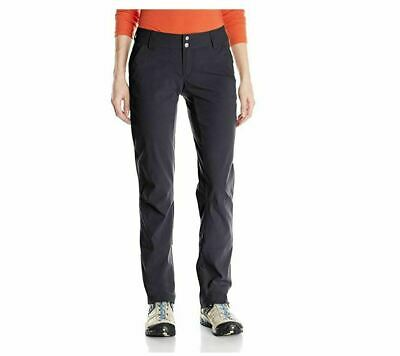 Columbia Women's Saturday Trail Pant, Water and Stain Resistant, 14 Short UPF