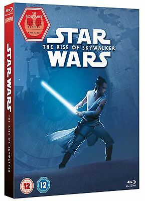 Star Wars: The Rise of Skywalker (The Resistance Limited Edition) [Blu-ray]