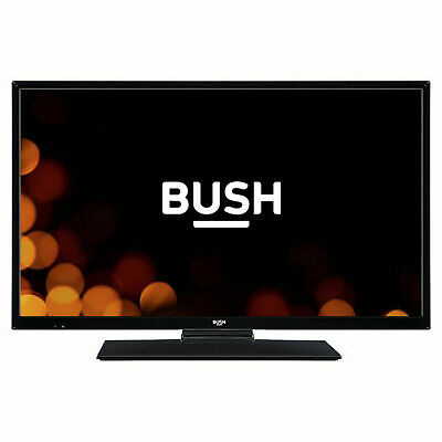 Bush DLED32165HD 32 Inch HD Ready 720p Freeview LED TV - Black
