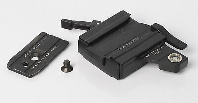 Hasselblad quick release tripod attachement in good used condition.