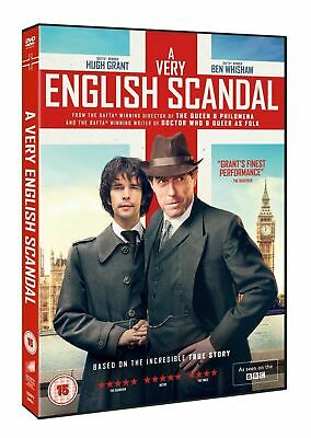A Very English Scandal [DVD] - new and sealed