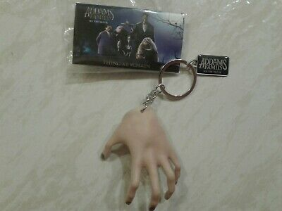 The ADDAMS FAMILY movie - Thing KEYRING! Official 2019 Hand PROMO MGM RDP - NEW!