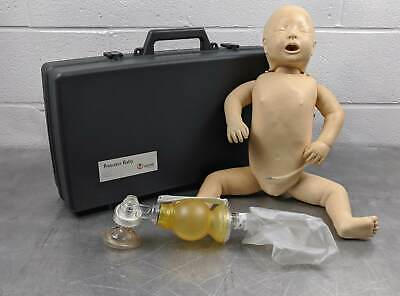 Laerdal Resusci Baby CPR Manikin With Case
