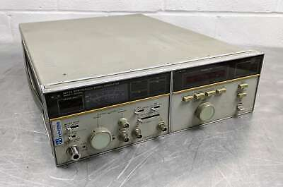 HP 8672A Synthesized Signal Generator 2-18GHz