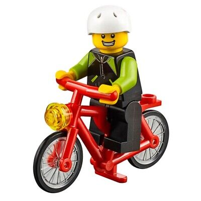 60134h NEW LEGO City Boy on Bicycle