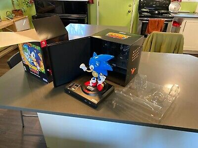 SONIC MANIA: Collector's Edition (Nintendo Switch, 2017) | NO GAME