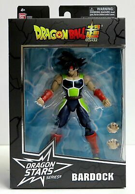 IN STOCK!  Dragon Ball Stars Bardock Action Figure BY BANDAI