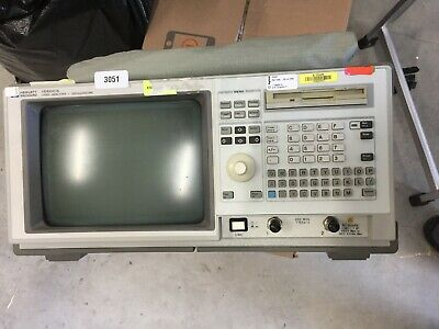 HP Agilent 1660CS 136-Channel Logic Analyzer / Oscilloscope