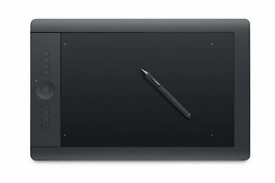 Wacom PTH851 Intuos Pro Professional Pen & Touch Tablet -Black, Large
