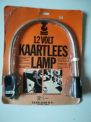 TALAMEX Lampe de table a carte-Kaartlees lamp-Chart table light-12V-boot boat