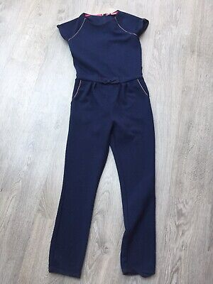 Baker By Ted Baker Navy Jumpsuit Aged 12-13 Years