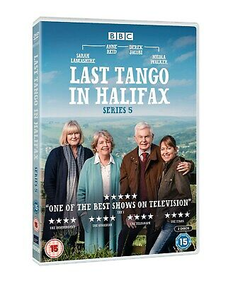 Last Tango in Halifax: Series 5 [DVD] RELEASED 30/03/2020