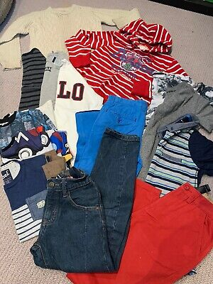 Boys 9-10 Years Bundle Jeans T-shirt JumpersTop Next River Island Etc 14 Items