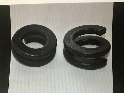 Double Coil Spring Lock Washer Spring Steel M12 x 2