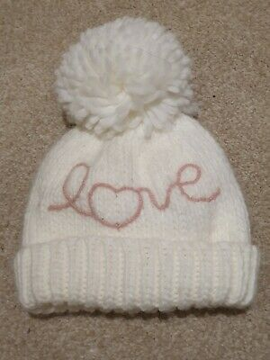 Mothercare 3-6 Months Winter Hat New