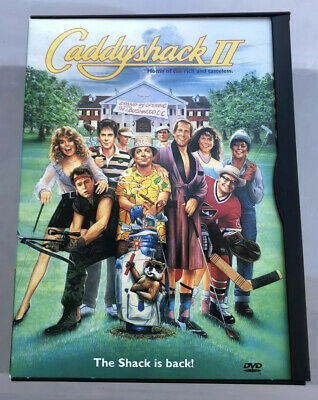Caddyshack 2 - DVD - The Shack is Back