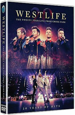 Westlife: The Twenty Tour Live [DVD] RELEASED 13/03/2020