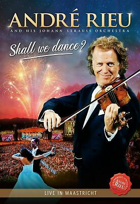 André Rieu 2019 Maastricht Concert - Shall We Dance? [DVD] RELEASED 13/03/2020