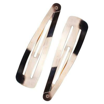 XL Snap Clips - Rose Gold. Designed by Kitsch CA