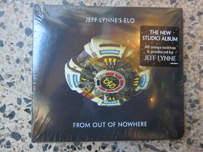 Jeff Lynne's Elo - From Out Of Nowhere Cd. Brand New & Sealed.