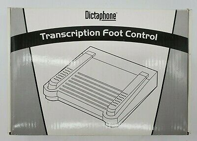 Foot Pedal for Dictaphone 0502845
