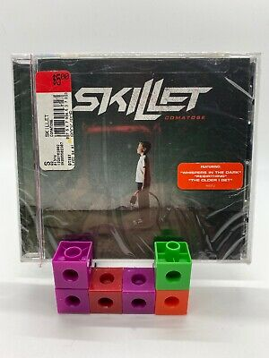 Comatose by Skillet, Skillet (Christian Rock) (CD, Oct-2006, Atlantic Label NEW