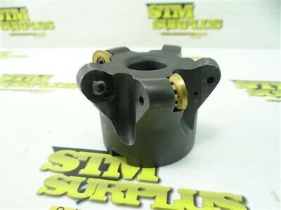 """Valenite Indexable Face Mill 3"""" Diameter 1"""" Mount Id 539-11-204"""