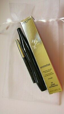 Lancome Hypnose 01 Noir Hypnotic Volume Mascara - 6.2 ml +Mini Kajal 01 Noir Neu