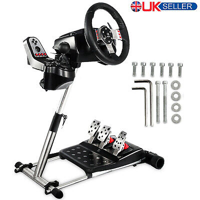 Racing Simulator Steering Wheel Stand for Logitech G29 G920 G25 G27 T300RS T80