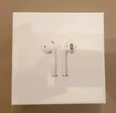 Apple AirPods 2nd Generation with Charging Case Manufacturer Refurbished