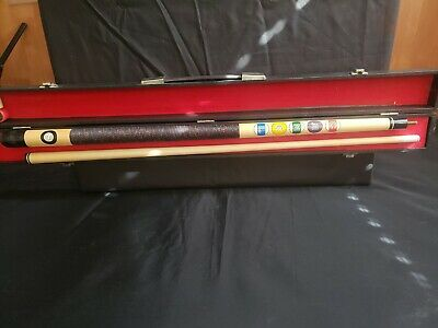 1992 New Joe Camel Pool Stick Cue  Hard Case 19oz cigarettes vintage Rare!!