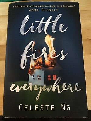 Little Fires Everywhere - Hardcover By Ng, Celeste - VERY GOOD