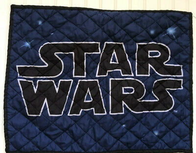 Lucas Film Ltd. Star Wars Quilted Pillow Cover