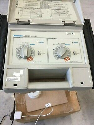 Tektronix A6902B Isolator with Leads