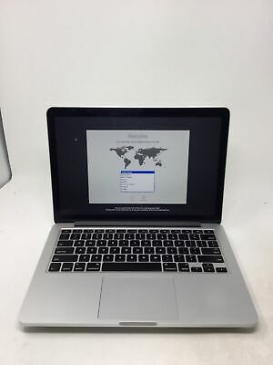 "Apple MacBook Pro 2013 13.3"" RETINA Laptop - ME866LL/A Core i5 2.6GHz 8GB 256GB"