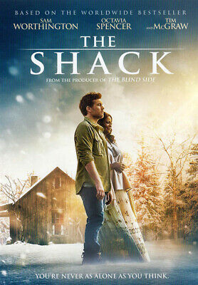 The Shack New DVD