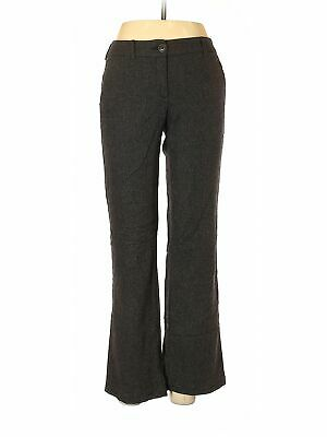 United Colors Of Benetton Women Gray Wool Pants 42 eur